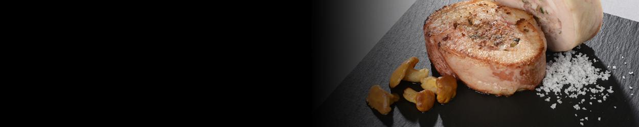 Médaillon de poitrine de veau farcie